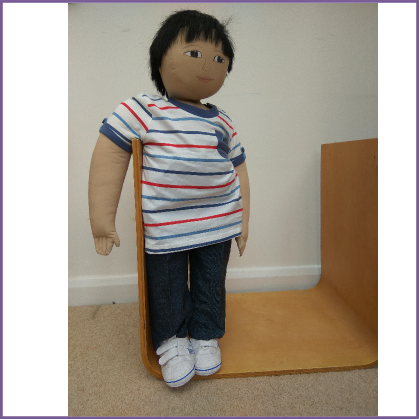 persona dolls Liliane reeve started making rag dolls professionally in 1984 while teaching sewing and dress making skills in a women and children's drop in centre in west london.